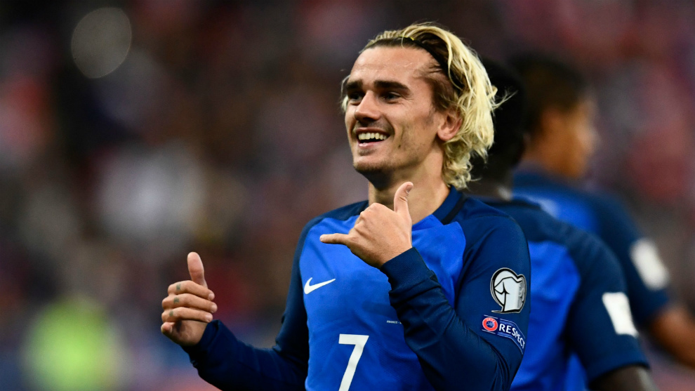 Griezmann mete a Francia en el Mundial | MARCA Claro México