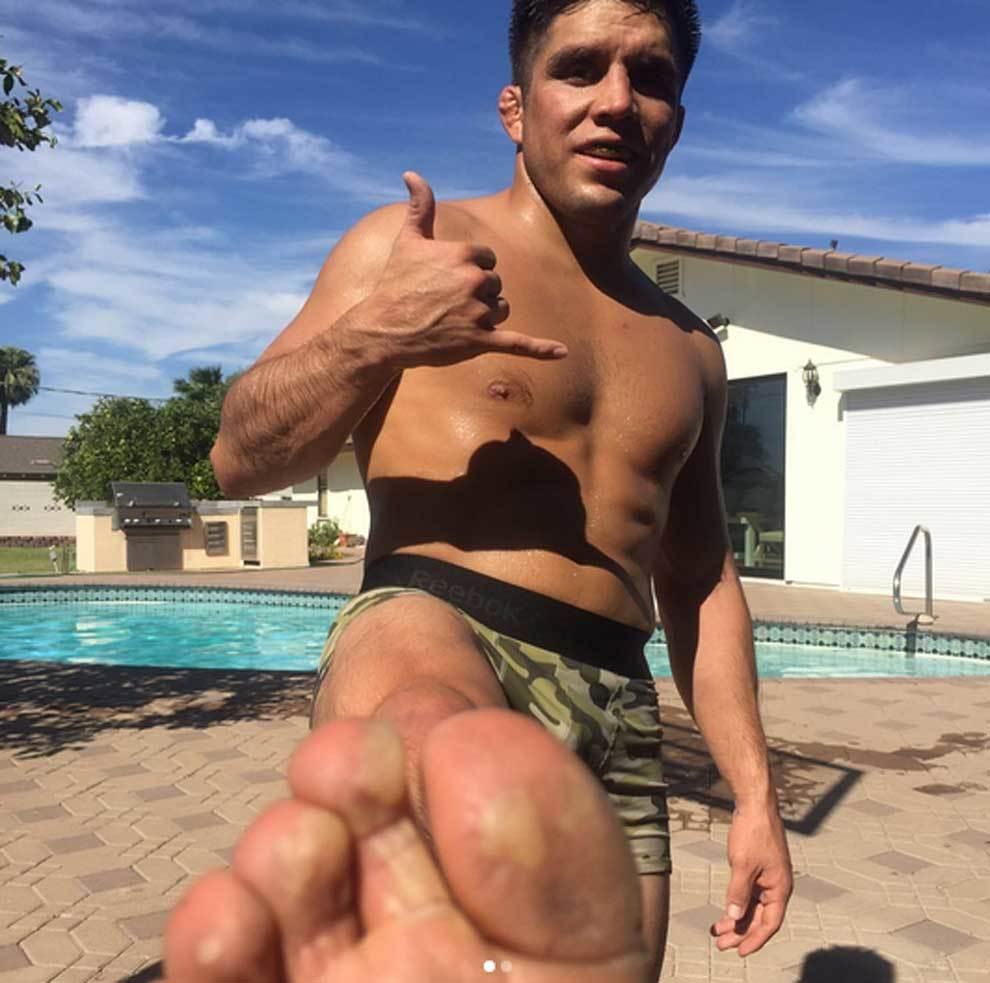 Henry Cejudo, luchador de la UFC