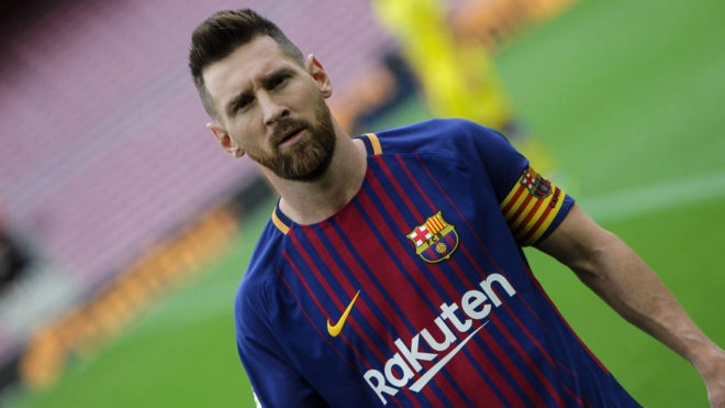 Messi y diez más