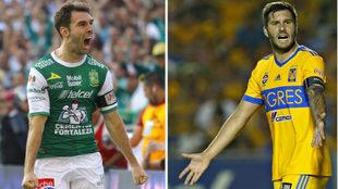 León vs Tigres, partidazo
