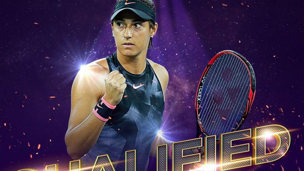 Caroline Garcia, la octava maestra de la WTA