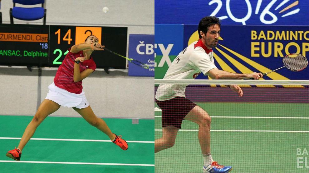 Ambos cayeron por dos sets en sus enfrentamientos en octavos de final.