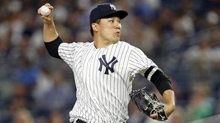 Masahiro Tanaka será el abridor por los Yankees ante Dallas Keuchel y...