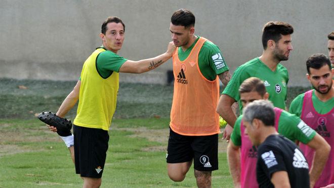 Guardado y Sanabria, sin problemas para medirse al Valencia