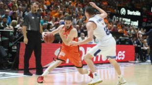 Valencia y Madrid, dos de los equipos invictos, se medir�n en la...