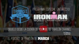 Sigue con el podcast de MARCA el Ironman de Hawaii