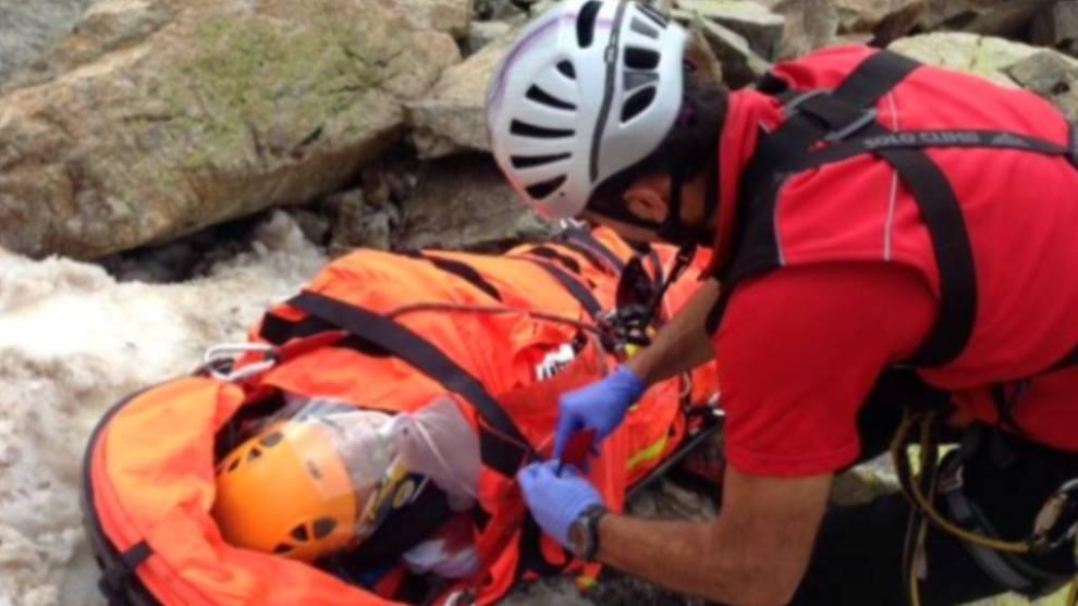 El cuerpo de bomberos ha llevado a cabo este verano 93 rescates de...
