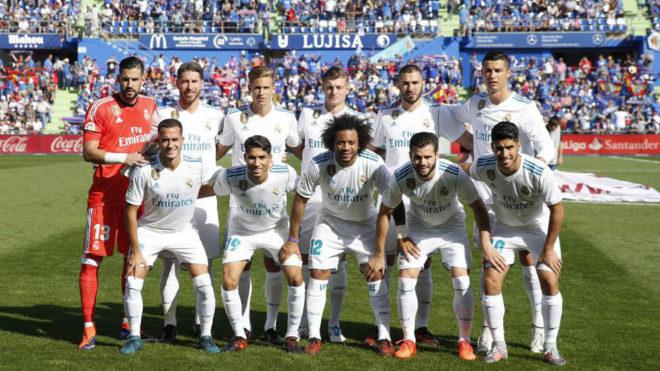 Player Ratings Real Madrid 2: Real Madrid Player Ratings