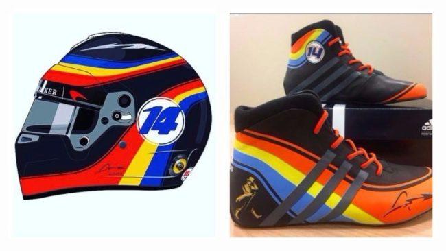 El Alonso más Indy