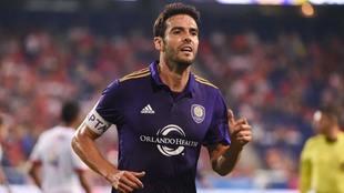 Kaká, en un partido de la MLS con el Orlando City