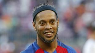 Ronaldinho, en una imagen reciente.