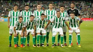 Once del Betis