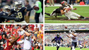 ¡Los domingos mágicos de la NFL!