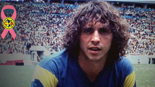 Daniel Alberto Brailovsky, leyenda del Club América.