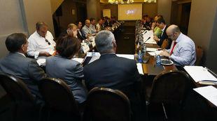 Imagen de la Asamblea General celebrada en Madrid