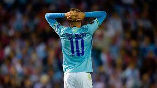 Iago Aspas hizo tres tantos contra Las Palmas