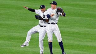 Yankees se acerca en la serie.