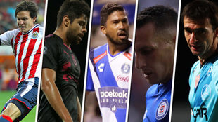 Cinco equipos tienen seis empates en la temporada.
