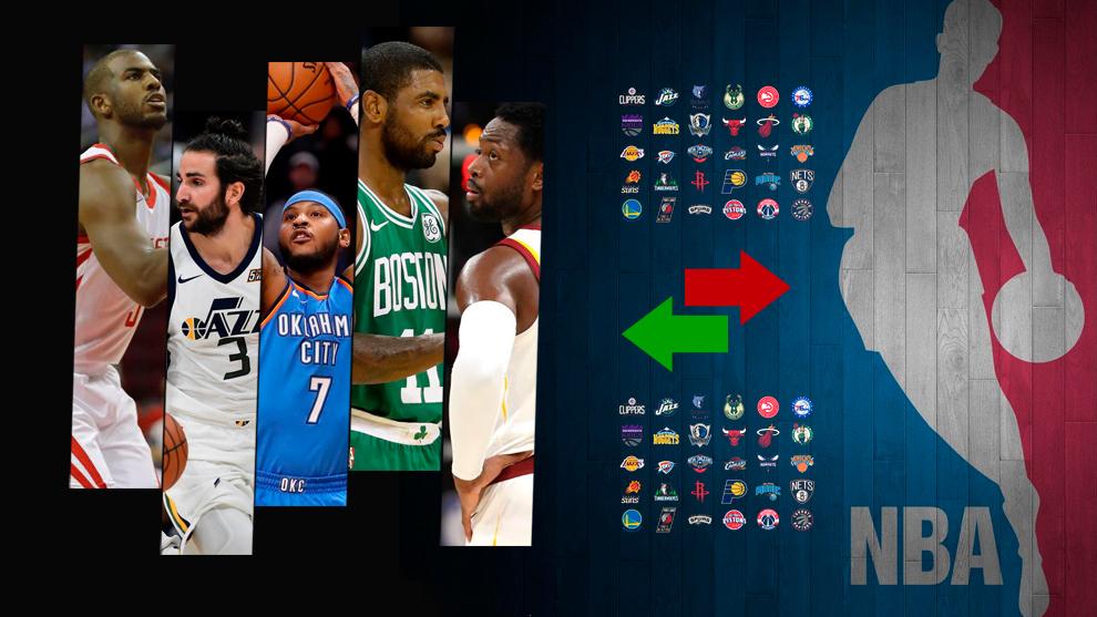 af951559 Descartes, fichajes sobre la bocina... así ha quedado el mercado NBA