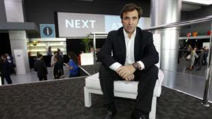 El director de Innovación del Barcelona, Javier Sobrino.