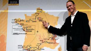 Chris Froome apunta a su quinto triunfo final en París.