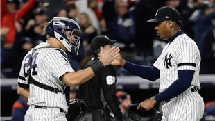 Los Yankees ya empataron a serie.