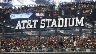 El estadio de Dallas elegido como sede del Draft.