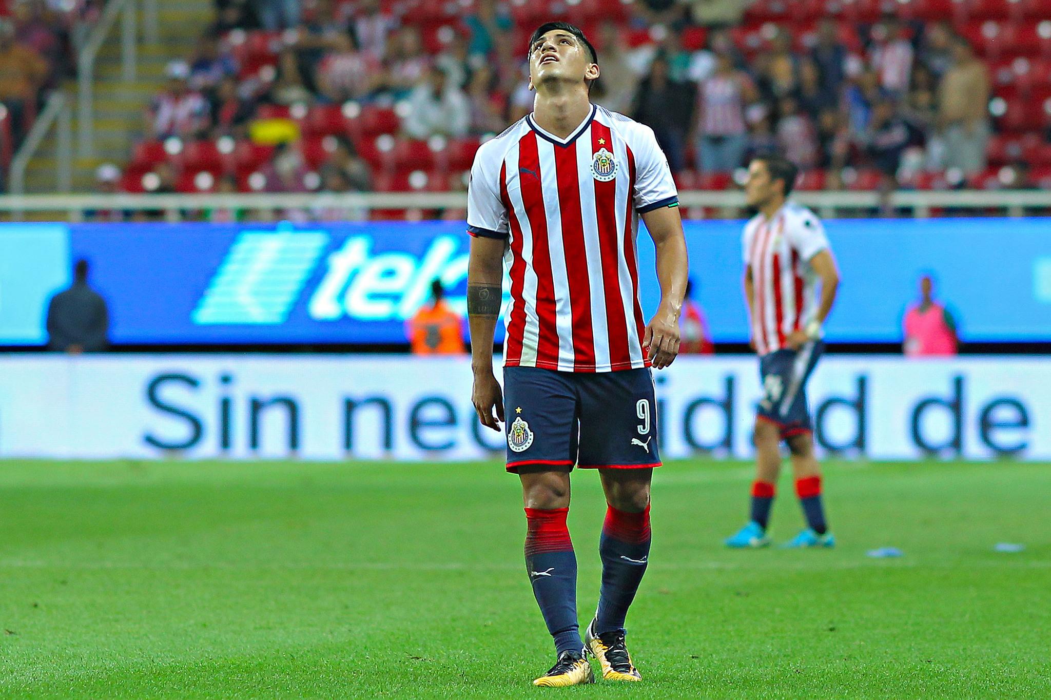 Resultado de imagen para Chivas derrota