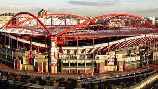 Estadio Da Luz.