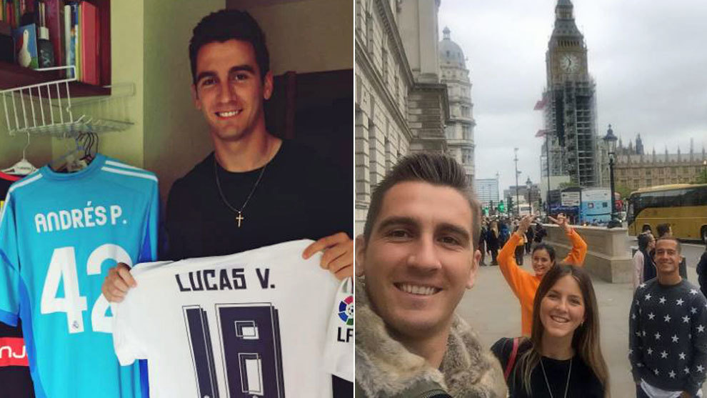 wholesale dealer ac2d9 16948 Will Lucas Vazquez's brother-in-law be able to stop Messi at ...
