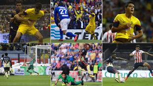 Clausura 2013 y Apertura 2017, las últimas dos ocasiones que el...