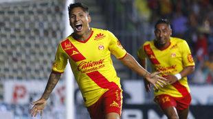 Raúl Ruidíaz, el hombre gol de Morelia.