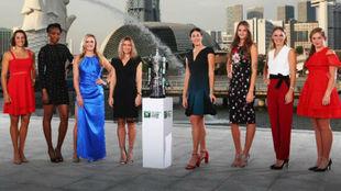 Las ocho maestras de Singapur