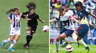 Pumas recibe al América y Tigres a Monterrey