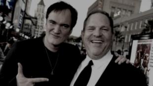 Tarantino y Weinstein