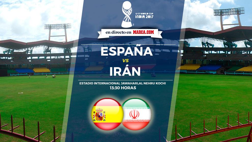 Espana Vs Iran Trampa En El Camino