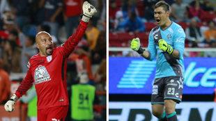 A pesar de los años, Muñoz y Pérez han mostrado gran calidad.
