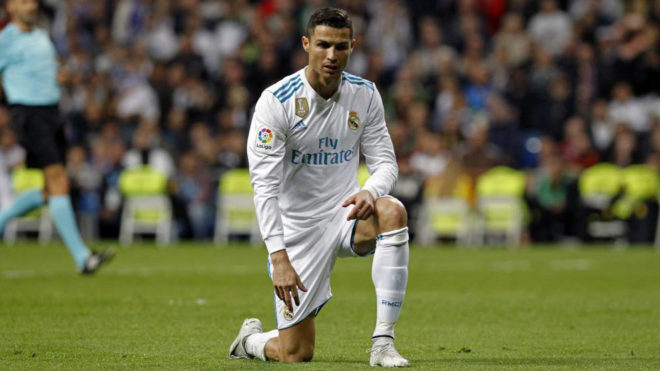 Real Madrid: La racha insólita de Cristiano Ronaldo ...
