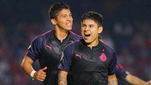 Javier López anotó el tanto del triunfo