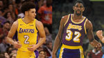Lonzo Ball supera la leyenda dorada de Magic Johnson