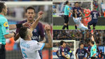 Primer lío de Neymar con el PSG: expulsado con 1-2 por encararse