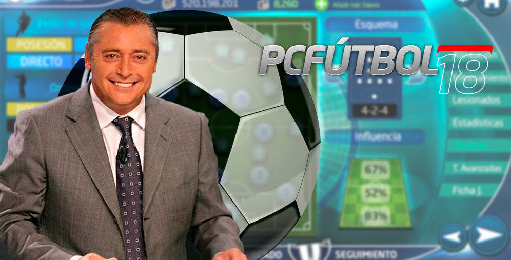 'PC Fútbol' regresa este noviembre (Foto: Carmen Castellón)