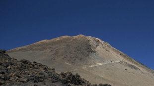 Una imagen del Teide.