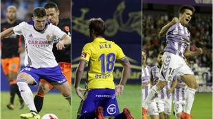Guti, Alex Fernández y Cotán destacaron en sus compromisos de Copa.