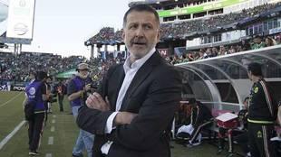 Osorio, en duelo en Tennessee.