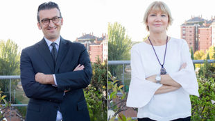 Speroni y Bedogni posan como nuevos directores generales de UE