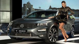 Linda Morselli y el Volkswagen T-Roc