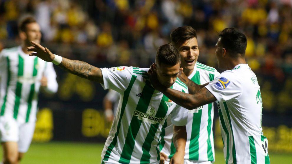 11beee912 Betis: El Betis no perdona: 21 goles en 10 partidos | Marca.com