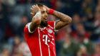 Vidal (30) se lamenta tras fallar un gol