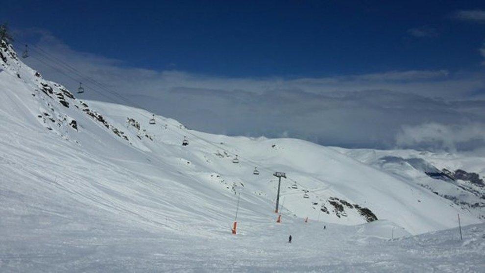 El esquí sería uno de los deportes afectados
